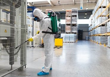 commercial pest control treatments